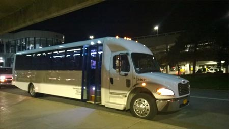 Rochester Shuttle Express | Toll-Free 888-663-3770